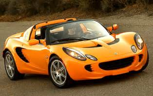 2006 Lotus Elise 0 60 The Top 20 Sports Cars Of All Time