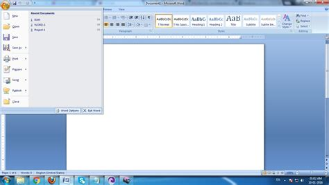 youtube tutorial microsoft word 2007 microsoft office word 2007 tutorial office button in