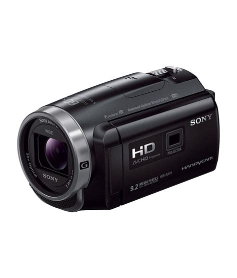 Handycam Proyektor Sony sony hdr pj675 hd recording handycam camcorder with