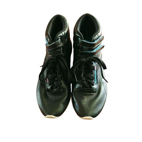 Reebok High by Reebok High Sneakers Shoes Boys My Closet