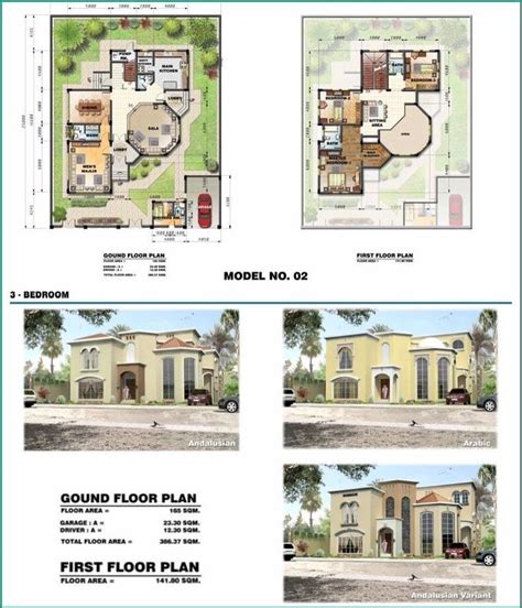 2 floor villa plan design 54 best images about layout plan by arab designers on