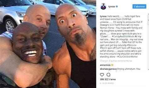 fast and furious net worth fast and furious 9 tyrese gibson veut la paix avec