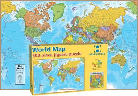 world map childrens puzzles puzzlewarehousecom