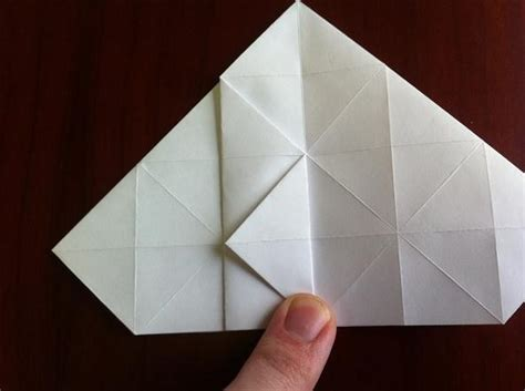 Origami Basic Shapes - how to fold a textured origami 171 origami wonderhowto