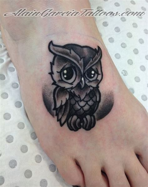 cute owl tattoo 30 owl tattoos ideas