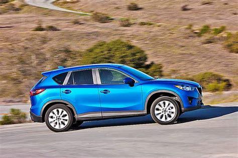 2014 mazda cx 5 fuel economy mazda cx 5 skyactiv boosts performance fuel economy