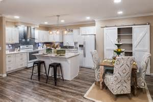 beautiful mobile home interiors really like the sliding barn doors photos mcilroy 32dev32643ah clayton homes of lebanon