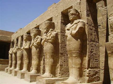 imagenes imperio egipcio los monumentos del imperio nuevo