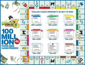 Mcdonalds Monopoly Instant Win Free Day Out - playatmcd com mcdonalds monopoly game 2016 winzily