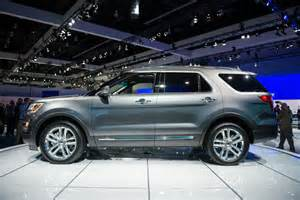 This is the 2016 ford explorer