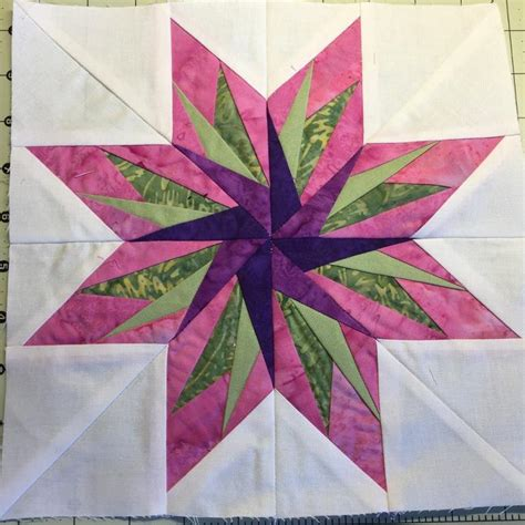 Free Paper Pieced Quilt Patterns by Free Quilt Pattern Bird Of Paradise Paper Piecing