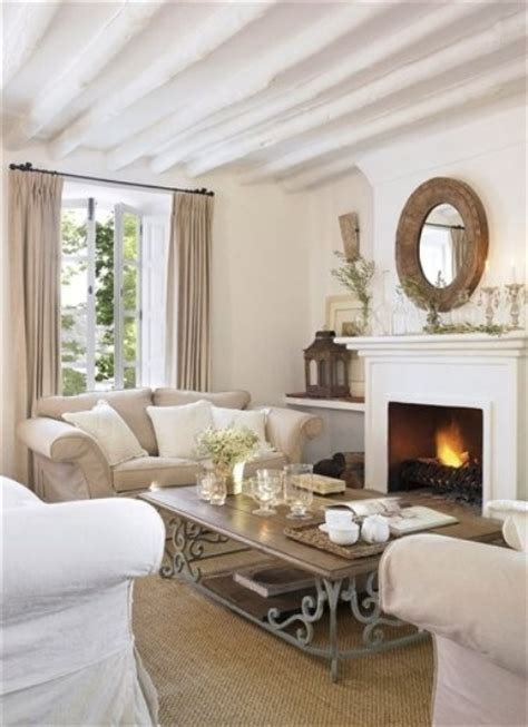 Neutral Living Room With Fireplace 35 Stylish Neutral Living Room Designs Digsdigs