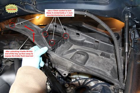 2008 bmw 535i brake reset diy bmw 650i 645ci e63 e64 brake pad and rotors