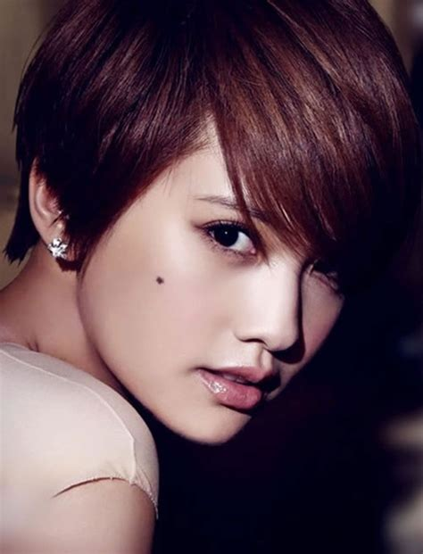 casual asian hairstyles shocking glorious short hairstyles for asian women summer