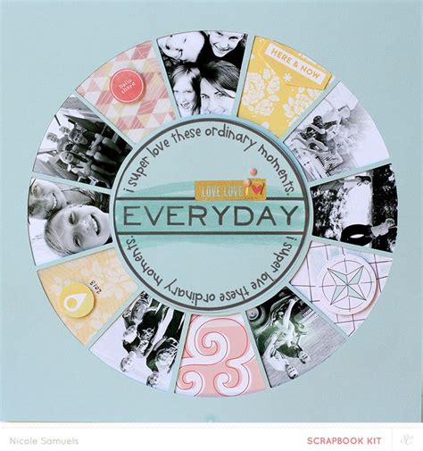 themes of the story everyday use 55 best scrapbook ideas pie chart reel images on