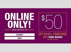 Neiman Marcus Sale: $50 off $100+ Purchase (Today Only) Neiman Marcus Sale