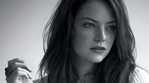 emma stone wallpaper black and white 30 emma stone hd high quality wallpapers download