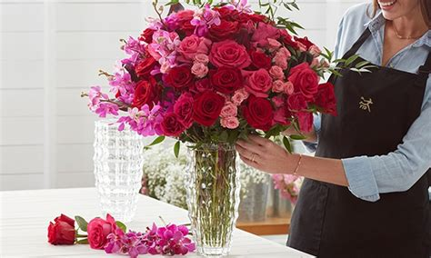 ftd valentines s day flowers gifts ftd groupon