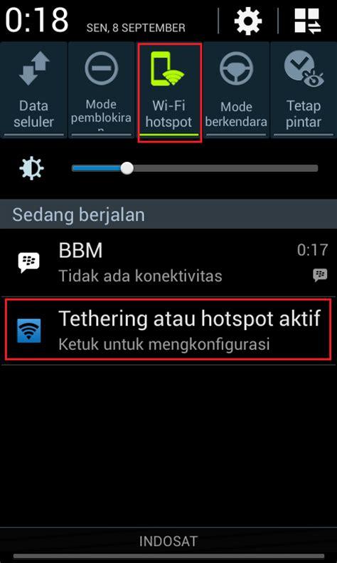 cara membuat jaringan wifi pada hp android cara membuat jaringan wi fi dengan smartphone dan tablet