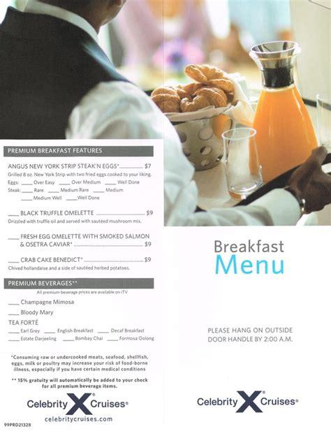 eclipse room service menu summit dinner menu 2017 2018 best cars reviews