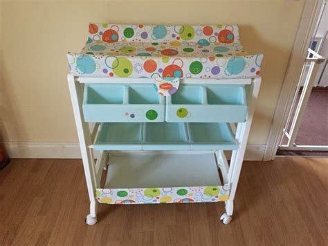 Baby Changing Table With Bath By Cosatto For Sale In Baby Change Table Sale