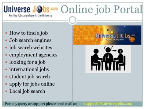 How To Find Looking For Work Universejobs Looking For A