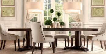 Restoration Hardware Dining Room Table Restoration Hardware Dining Room Tables Marceladick Com