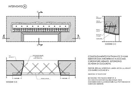 la casa di cagna struttura in muratura portante legno sottofondazione