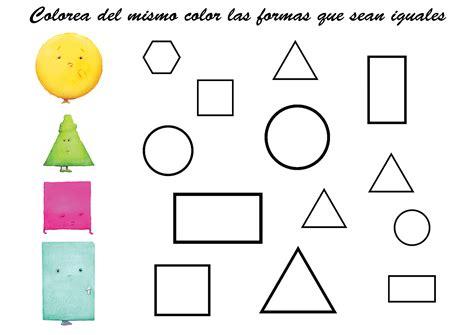 figuras geometricas html fichas con figuras geometricas
