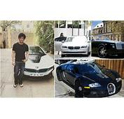 7 Luxurious Car Collection From Shah Rukh Khan's List