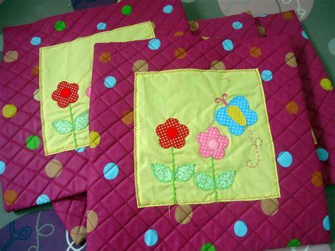 Aplikasi Kain Perca By Aplikasi Kain Perca Omk himawari n craft product sarung bantal kursi