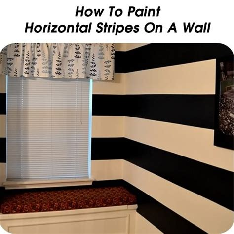 how to paint horizontal stripes on a bedroom wall how to paint horizontal stripes on a bedroom wall 28