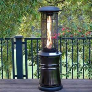 Patio Heater Parts Uk by Santorini Spiral Flame Gas Patio Heater Heat Outdoors