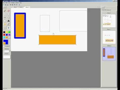 free whiteboard doodle animation software whyteboard a free drawing whiteboard software for linux