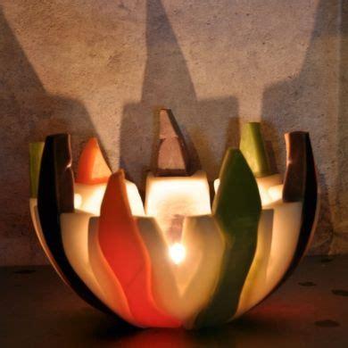 candele artigianali 7 migliori immagini candele artistiche artigianali e porta