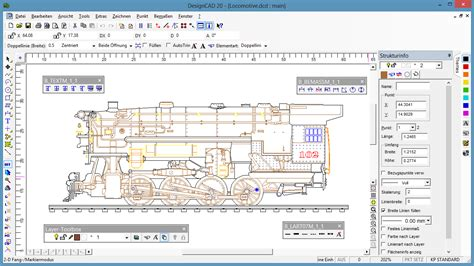 Design Cad Vorlagen Vollversion 2d Designcad Freeware De