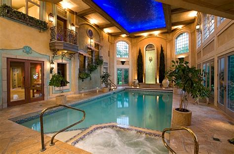 indoor pools for homes 50 indoor swimming pool ideas taking a dip in style