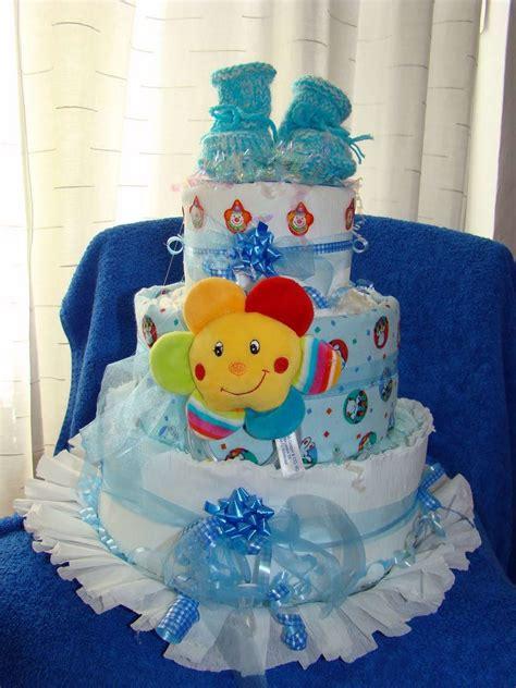 di pannolini torte di pannolini fai da te foto mamma