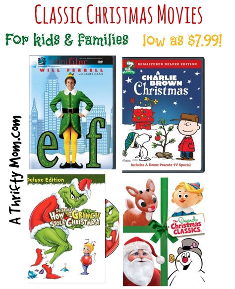 classic christmas movies classic christmas movies for kids families low as 7 99