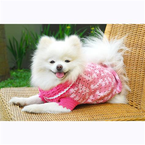 teacup puppy clothes pink dress pet clothing xxs teacup clothes