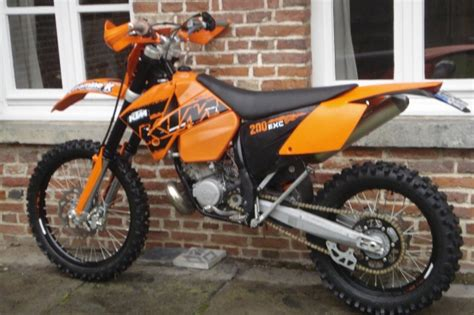 2007 Ktm 200 Exc 2007 Ktm 200 Exc Moto Zombdrive
