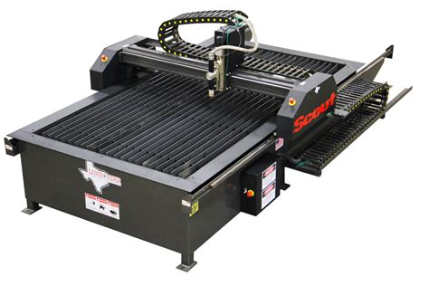 scout standard cnc plasma cutter table