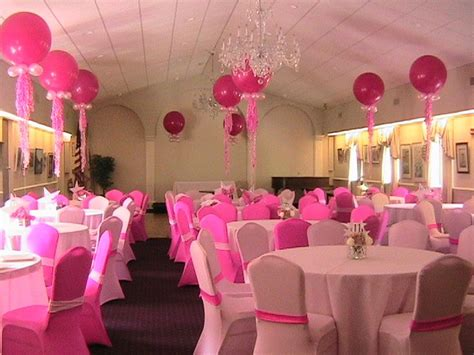 pink themed events 17 best images about sweet 16 party ideas on pinterest