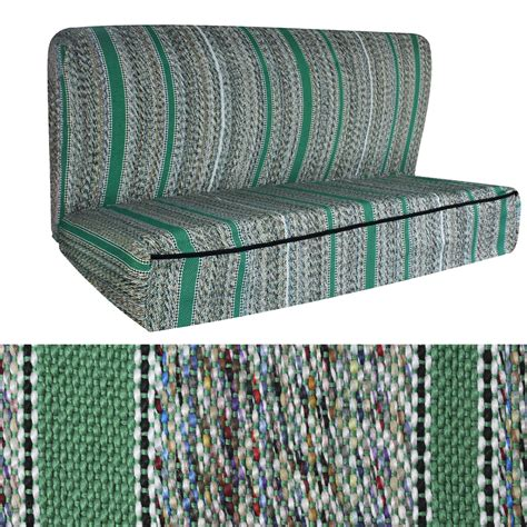 oxgord 2pc woven western saddle blanket seat cover pickup