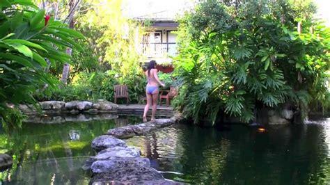 sundy house delray freshwater cenote pool freshtraveler sundy house delray beach youtube