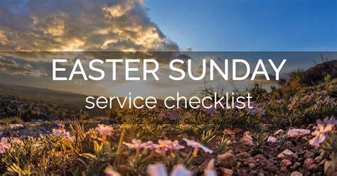 songs for easter sunday service easter sunday service checklist sharefaith magazine
