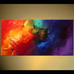 abstract painting bold colorful abstract painting dreams