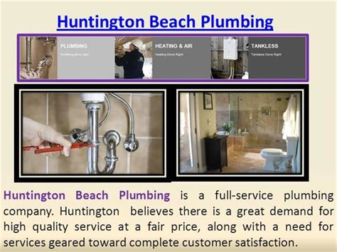 Huntington Plumbing huntington plumbing authorstream