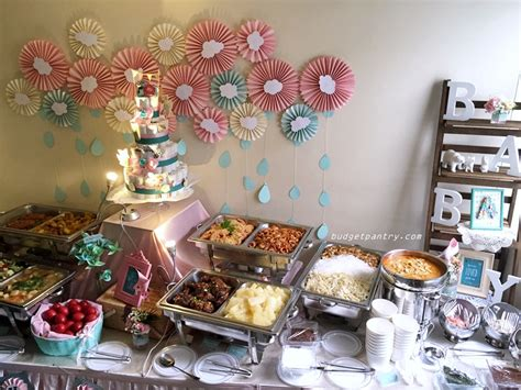 Elsie Kitchen Buffet Menu Chuabeebee S Fairytale Month Catering With Elsie S
