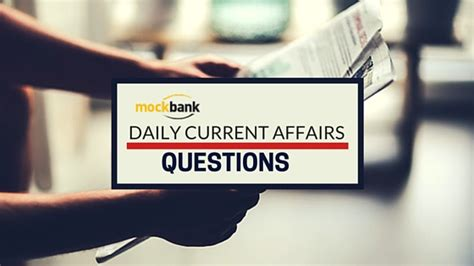 Current Affairs For Mba 2016 by Daily Current Affairs Questions 19 April 2016 Ibps Sbi